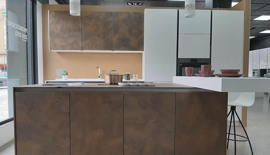 Cocina Ferro | Nouespai Küchen